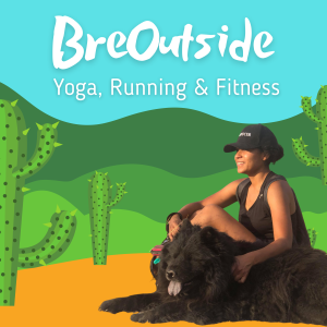 Yoga, running and fitness inspiration for everyday athletes. Let's stay active and lead healthy lives together.  BreOutside is a virtual fitness space with live and on-demand yoga, personal and small group training, and running coaching. BreOutside is also home of the Part-Time Athletes Podcast.